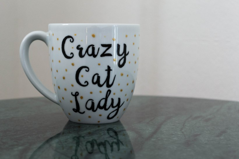Inspiration for a DIY coffee mug